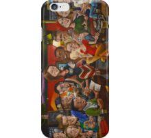Mrs Smith's Great Britain Hotel Pub Trivia Last Supper iPhone Case/Skin