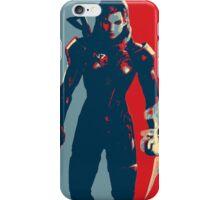 FemShep - I'm Commander Shepard iPhone Case/Skin