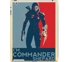 FemShep - I'm Commander Shepard iPad Case/Skin