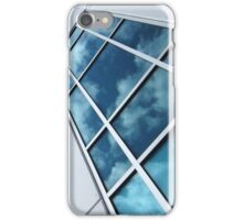 Reflections Of A Sunlit Sky iPhone Case/Skin