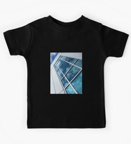 Reflections Of A Sunlit Sky Kids Tee