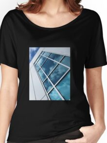 Reflections Of A Sunlit Sky Women's Relaxed Fit T-Shirt
