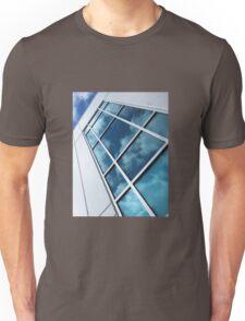 Reflections Of A Sunlit Sky Unisex T-Shirt
