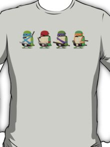 Turtles in Disguise T-Shirt
