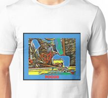 Pool and Snooker Poster  Unisex T-Shirt
