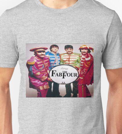 music the fab four Unisex T-Shirt