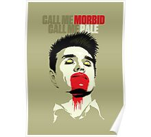 Call Me Morbid Poster