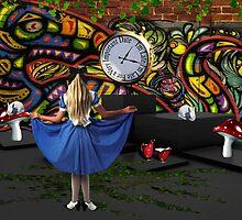 Go Ask Alice... by Karen  Helgesen