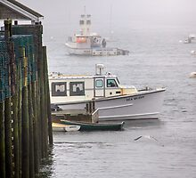Working Harbor by njordphoto