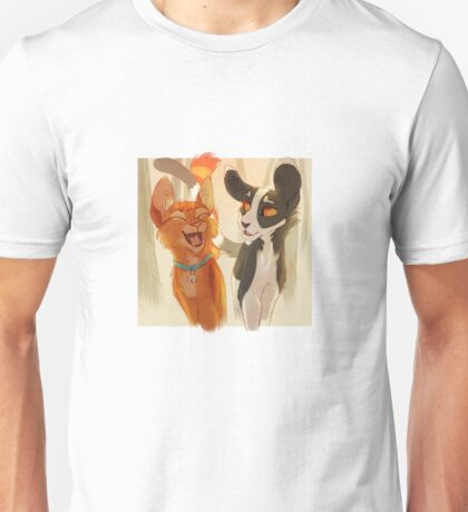 Talltail and Jake Unisex T-Shirt