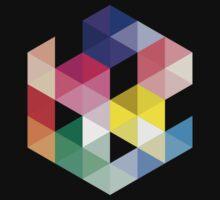 Geometric Color Cube by mickeyg13