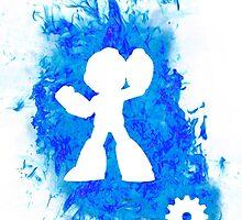 Mega Man Spirit by Xander Player