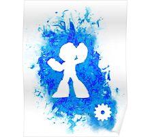 Mega Man Spirit Poster