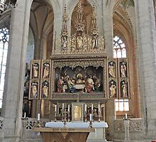 St Barbara's Cathedral, Kutna Hora, Czech Republic by Margaret  Hyde