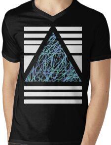Elite Graphic Mens V-Neck T-Shirt