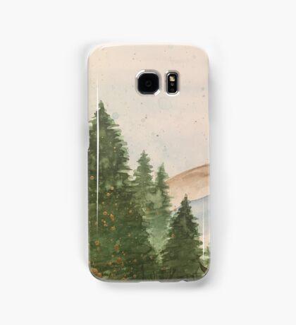 Forest Foliage Samsung Galaxy Case/Skin