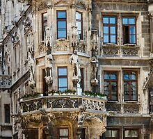 Marienplatz, Munich by fotosic