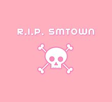 REST IN PEACE SMTOWN - PINK by Cynthia Adinig