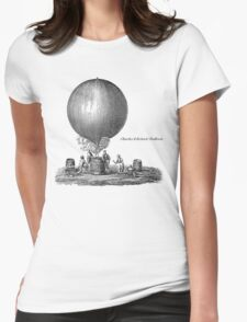 Vintage Hot Air Balloon - Charles T-Shirt
