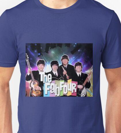 music the fab four 1 Unisex T-Shirt