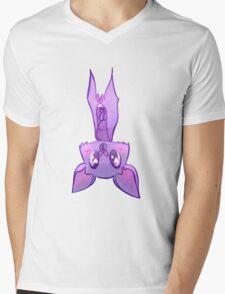 batty Mens V-Neck T-Shirt