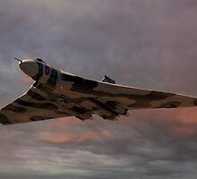 Vulcan Bomber by © Steve H Clark Photography