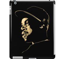 J Dilla Dee Hope Sillhouette iPad Case/Skin