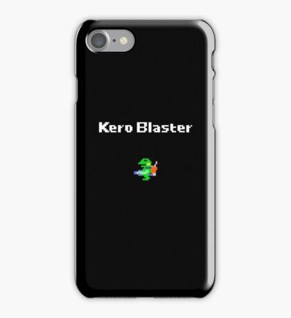 Kero Blaster Logo iPhone Case/Skin