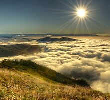 Sunrise from Mount Speculation by Kevin McGennan