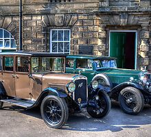 Austin Six and Invicta Pre War Cars by © Steve H Clark Photography