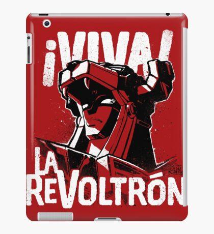 ¡Viva La ReVoltrón! iPad Case/Skin
