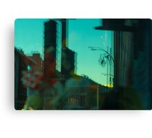 And a Shadow Canvas Print