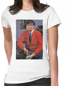 Mister Kojima's Neighborhood Womens Fitted T-Shirt
