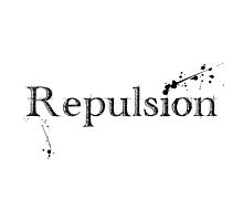 Repulsion Word Logo - Black by repulsionmusic