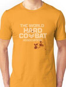 Hard Combat |Distressed Unisex T-Shirt