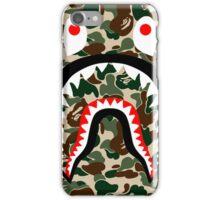 BAPE CAMO SHARK iPhone Case/Skin