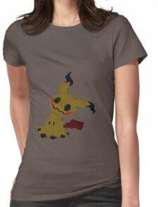 Mimikyu Womens Fitted T-Shirt