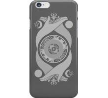 Spiritual Compass (silver) iPhone Case/Skin