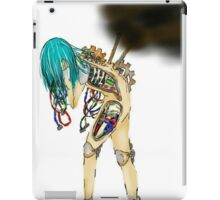 You Are A Machine iPad Case/Skin