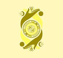 Spiritual Compass (air) by IggyMarauder
