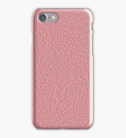 Red Tweed iPhone Case/Skin