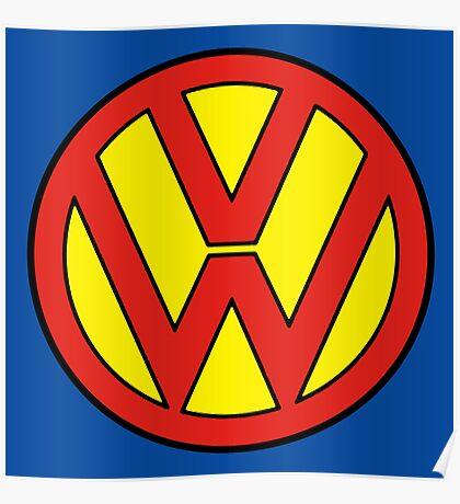 VW Super Poster