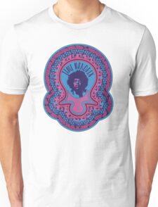 Jimi Hendrix Psychedelic World Unisex T-Shirt