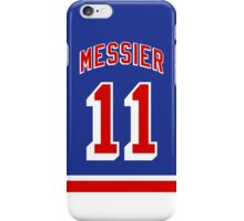 New York Rangers Mark Messier Jersey Back Phone Case iPhone Case/Skin