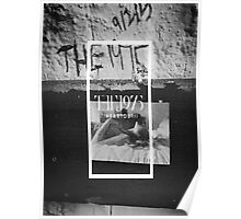 The 1975- Heart Out Poster