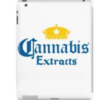 Cannabis Extracts iPad Case/Skin