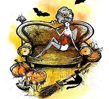 Halloween by alenakaz