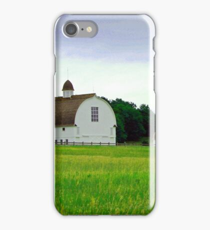 for the love of barns iPhone Case/Skin