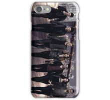 Shadowhunters - Season 2 Poster iPhone Case/Skin
