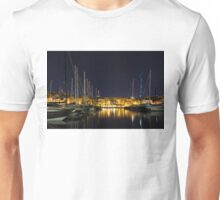 Blue Mast - Senglea Malta Magical Night  Unisex T-Shirt